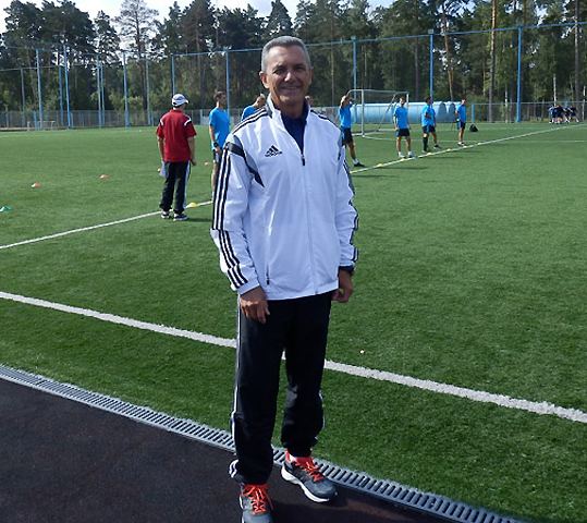 Premier League Referees Seminar in Kratovo, RUSSIA
