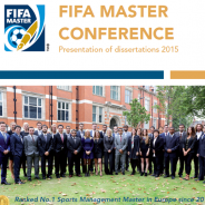 JM García-Aranda Cooperating with the Master FIFA 2015